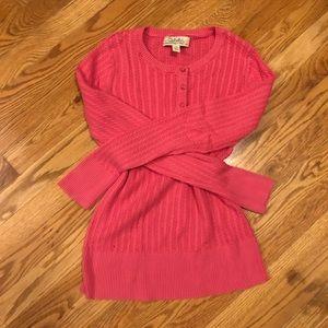 Crewneck Cotton Sweater (Small)